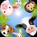 Животные на ферме для малышей