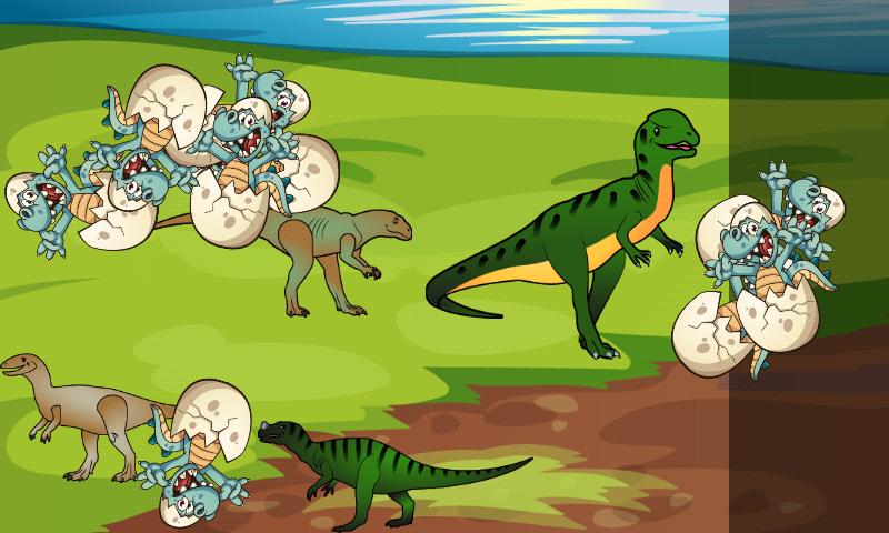 Приложения в Google Play – Динозавры Пазлы