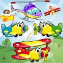 самолеты игры для детей