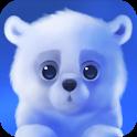 Polar Chub – белый медвежонок в вашем телефоне - icon