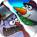 Snowmen Story: Dark Side - icon